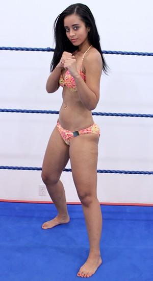 fem bikini boxing