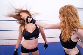Feminine Fisticuffs: Part One