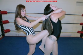 Lovely Lady Wrestling: Part One