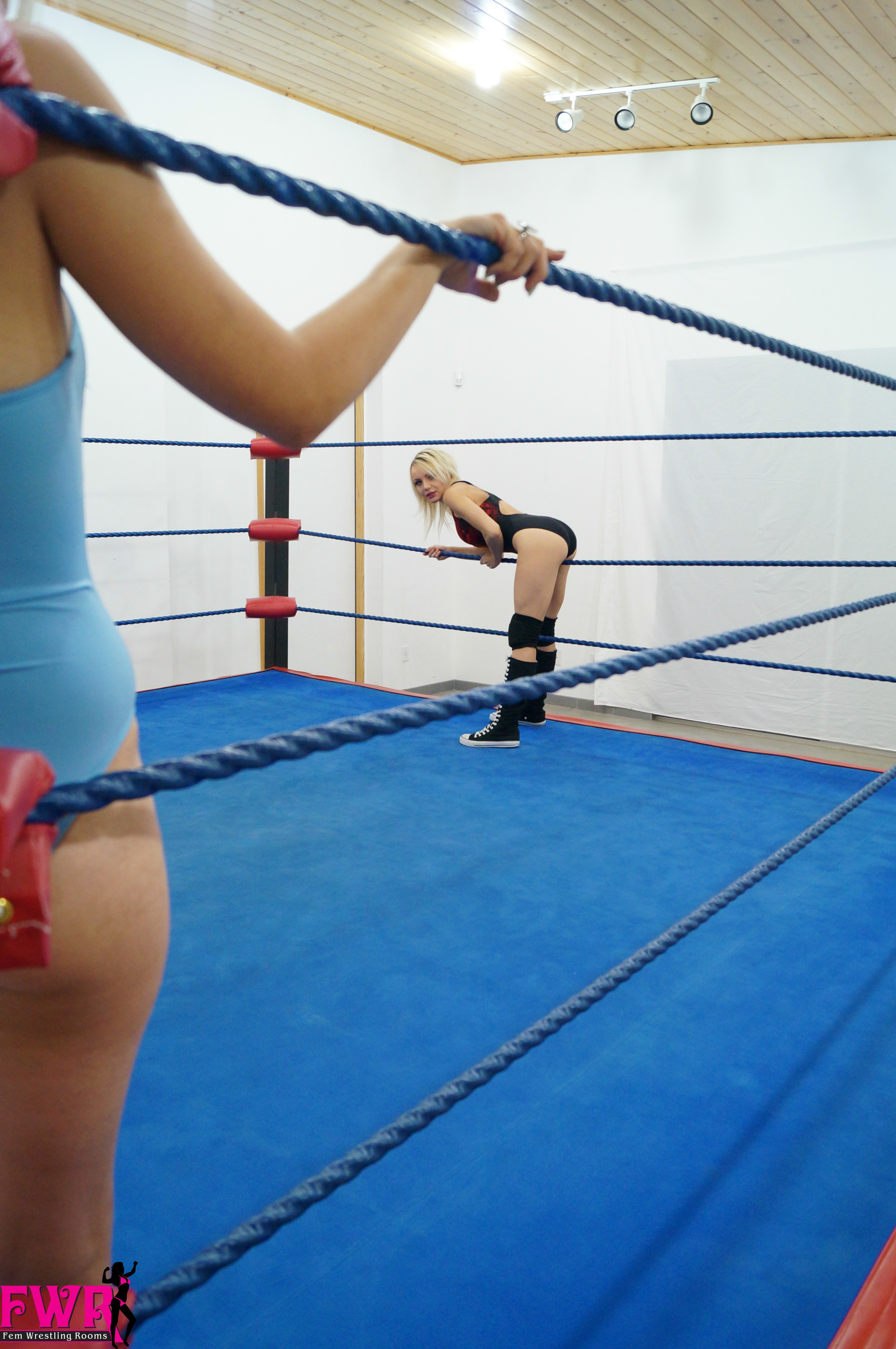 Layla S Wrestling Experience Part One Fem Wrestling Rooms
