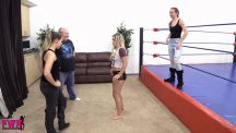 Beating a Sexy Coed - 01