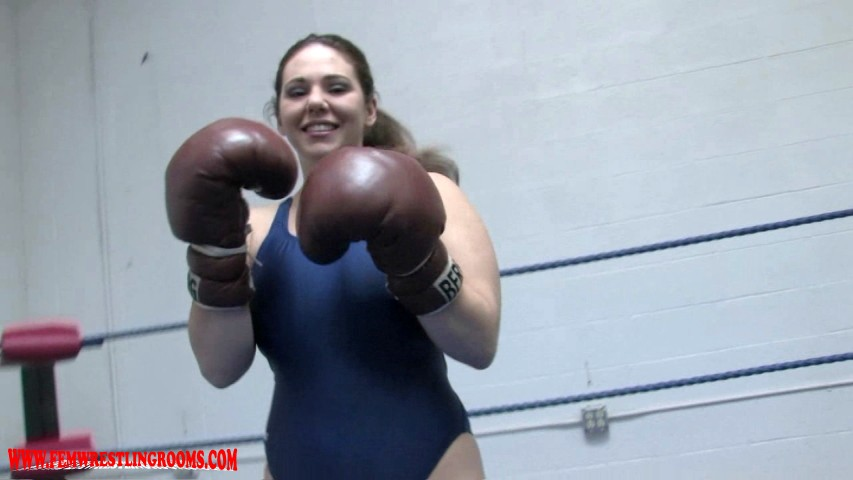 Coed boxing stories