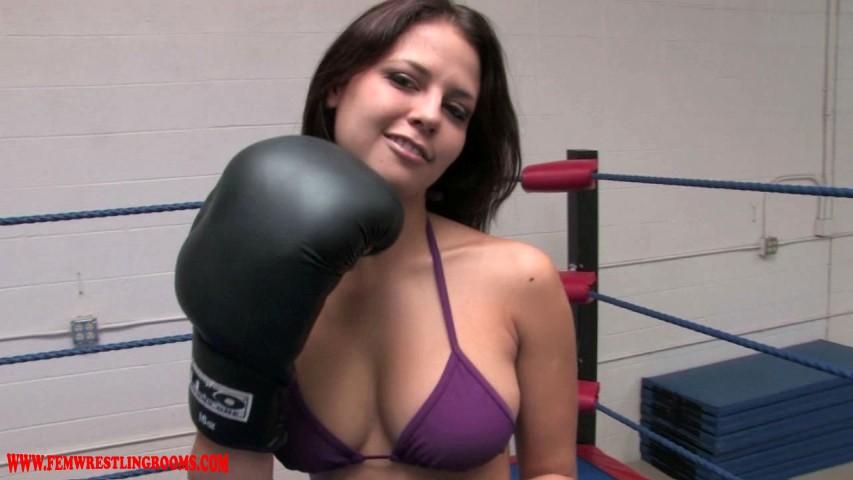 Boxing Cali Logan Fem Wrestling Rooms