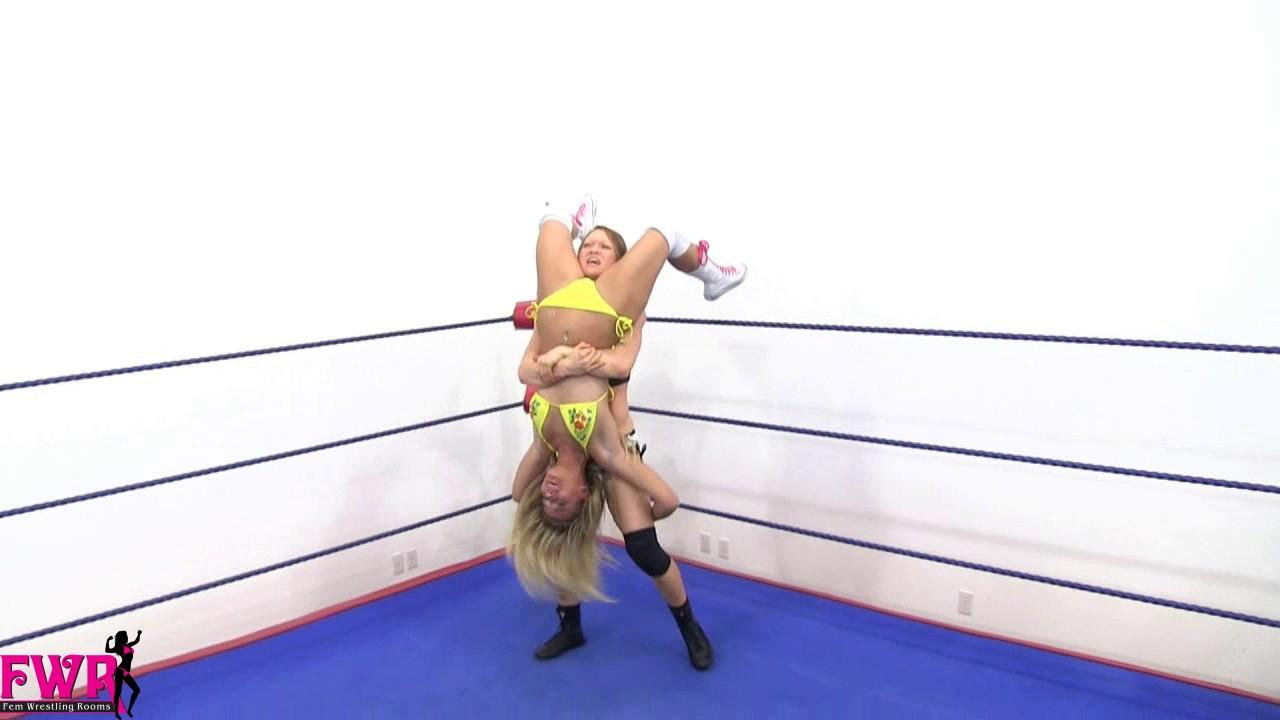 Becca S Beating Fem Wrestling Rooms