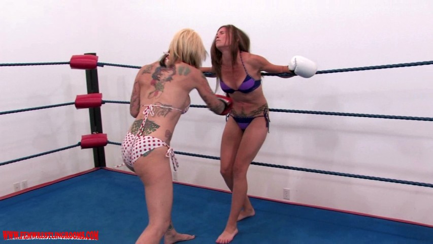 Belly For Hire Fem Wrestling Rooms