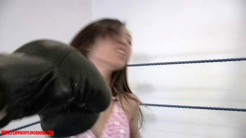Boxing Kyoko Fem Wrestling Rooms