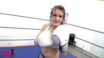 Boxing with Peyton - 04