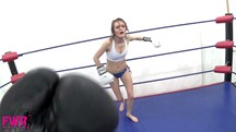 Boxing with Peyton - 06