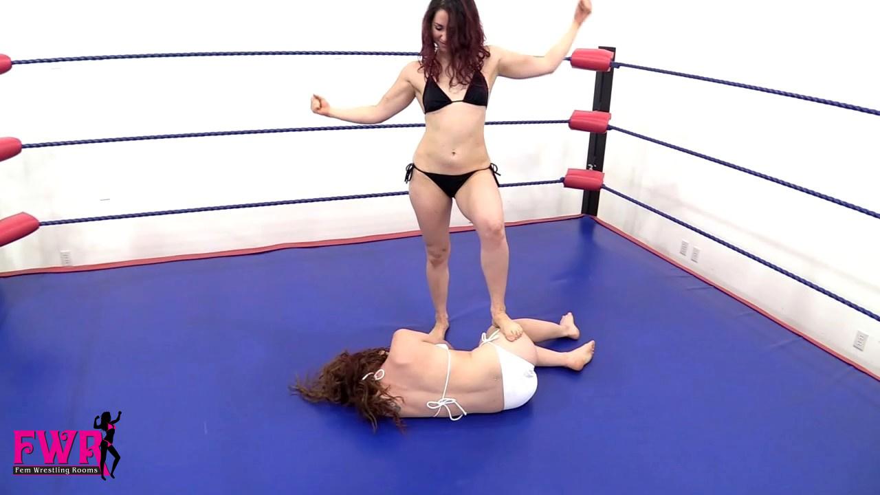Wrestling bikini pro style — img 15