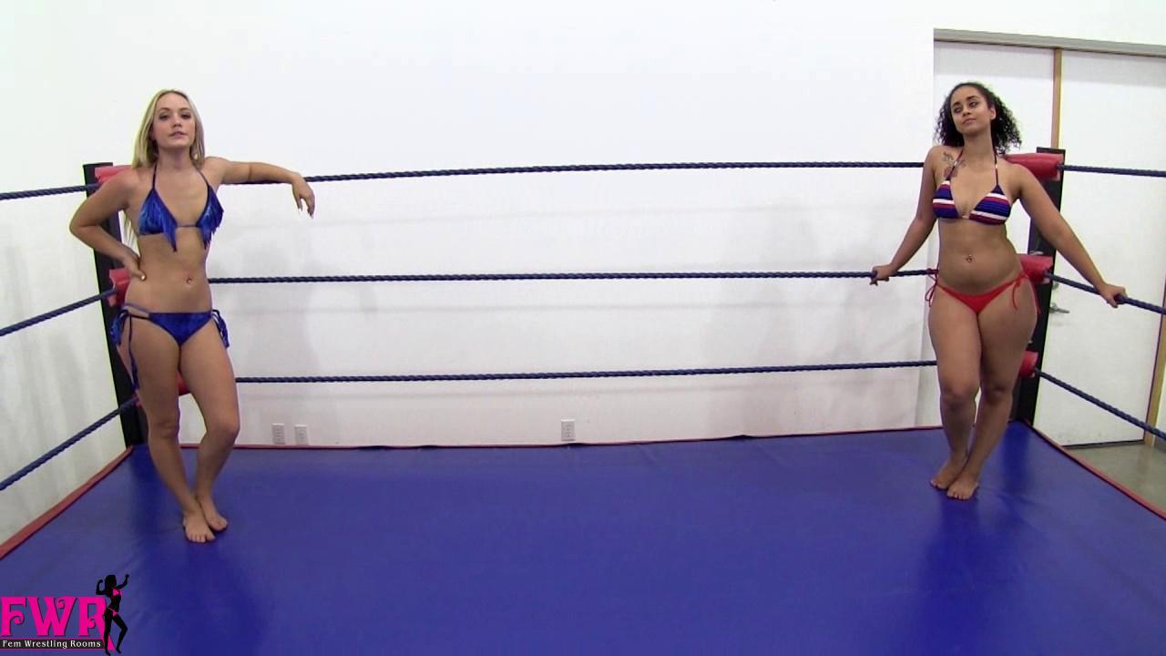 Camel Clutch Challenge Viii Fem Wrestling Rooms