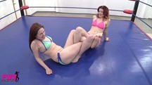 Constance vs Tara: Strongest Legs Match - 04