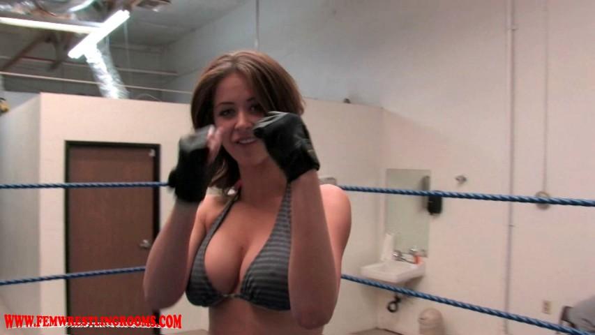 Fighting emily addison fem wrestling rooms for Emily addison nyc
