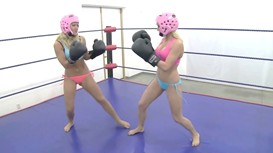 Fighting Fems: Semi Competitive Boxing