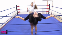 Kat's Fighting Lesson - 13