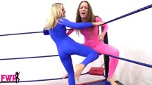 Unitard Submission Match - 08