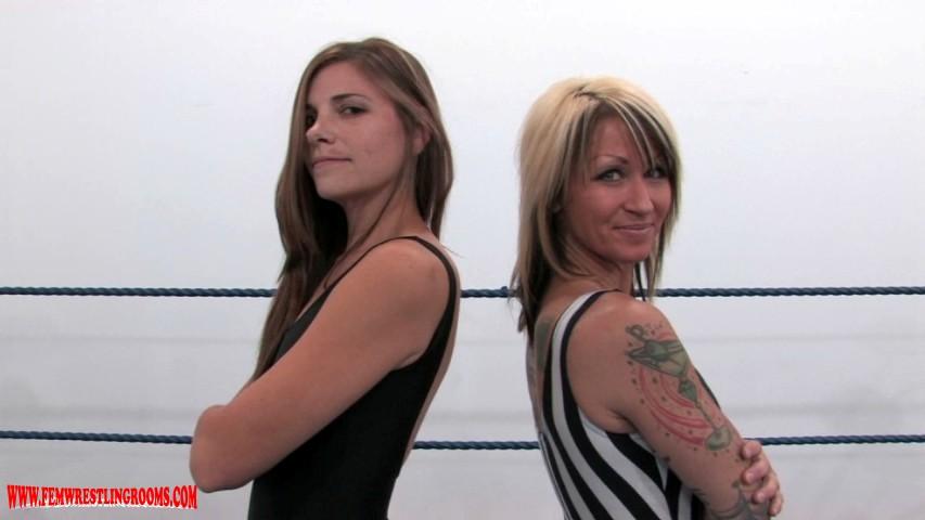 Wrestling Holds Challenge Fem Wrestling Rooms