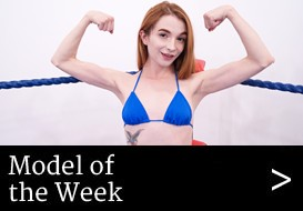 Jackie - Model of the Week