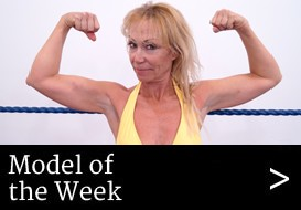 Julie - Model of the Week