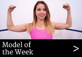 Renee - Model of the Week