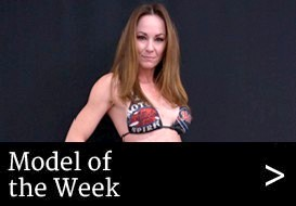 Suzanne - Model of the Week