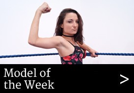 Tommie - Model of the Week